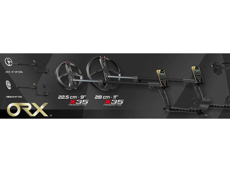 Nuova configurazione acquistabile metal detector XP ORX