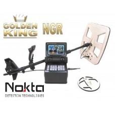Metaldetector Nokta Golden NGR