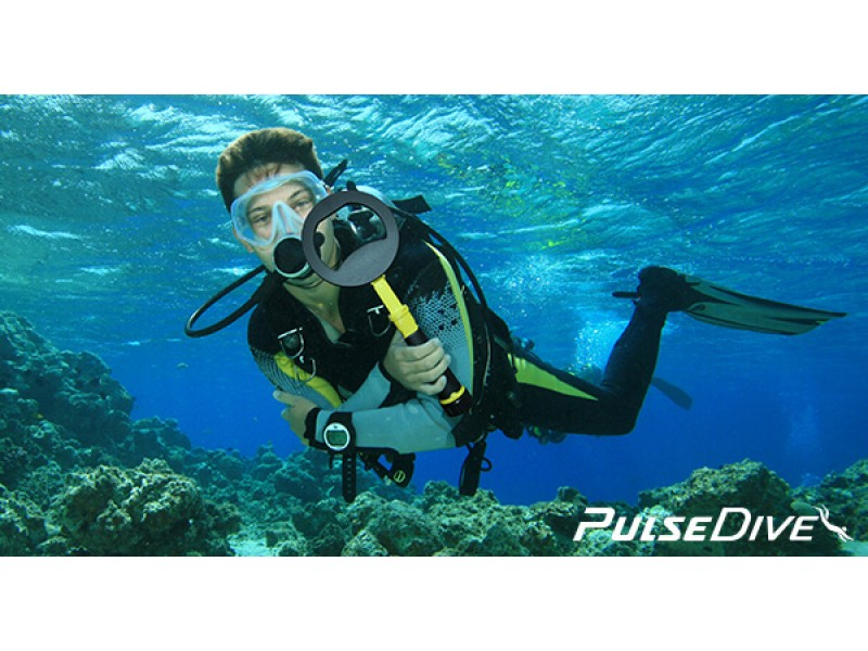 Nokta Makro PulseDive nuovo detector palmare subacqueo