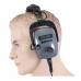 Cuffie Detector Pro Gray Ghost Amphibian