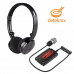 Kit cuffie Wireless Deteknix WA