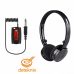 Kit cuffie Wireless Deteknix W6 LITE