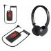 Kit cuffie Wireless Deteknix W3 LITE
