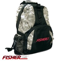 Zaino Camo Fisher