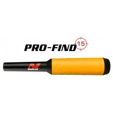 Pinpointer Minelab Pro Find 15