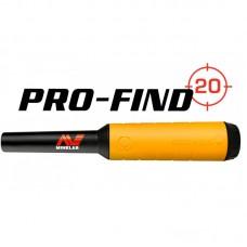 Pinpointer ProFind 20