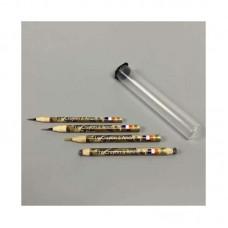Set matite pulizia monete