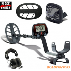 Metaldetector Teknetics Eurotek PRO 11'' DD PLUS PROMO Black Friday