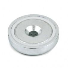 Magnete Ø 48 svasato GCSN48