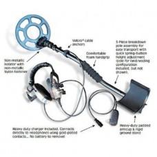 Metaldetector DetectorPro HeadHunter UnderWater