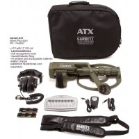 Metaldetector Garrett ATX Standard