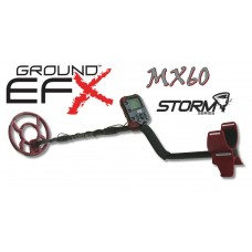 Metaldetector Ground Efx MX60