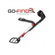 Metaldetector Minelab Go Find 20