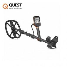 Metaldetector Quest Q30 e Q30 +