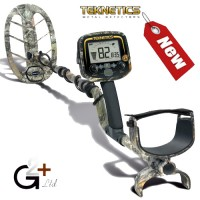 Metaldetector Teknetics G2+ LTD