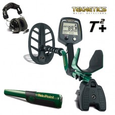 Metaldetector Teknetics T2 Classic PLUS con accessori
