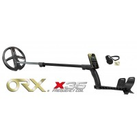 Metal detector ORX FULL telecomando e cuffia con piastra X35