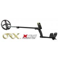 Metal detector ORX lite telecomando con piastra X35