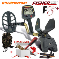 Promozione NATALE Fisher F75 Plus