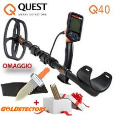 Promozione NATALE QUEST Q40 e Q40 Raptor