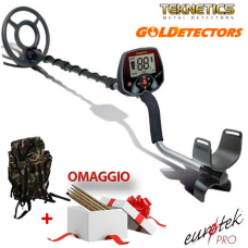 Promozione NATALE Teknetics Eurotek PRO