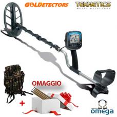 """Promozione NATALE Teknetics Omega 8500 11"""" DD"""