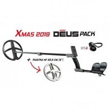 Metaldetector Deus XMAS 2019