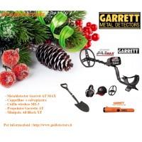 Promozione Natale Garrett AT MAX