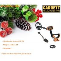 Promozione Natale Garrett ACE 250
