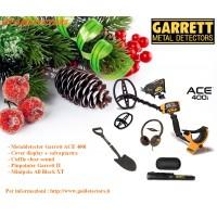 Promozione Natale Garrett ACE 400i