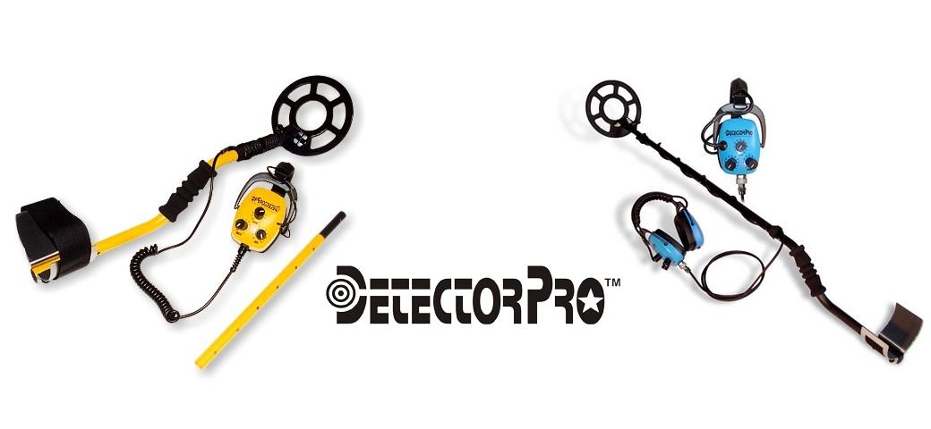 detector pro metaldetector