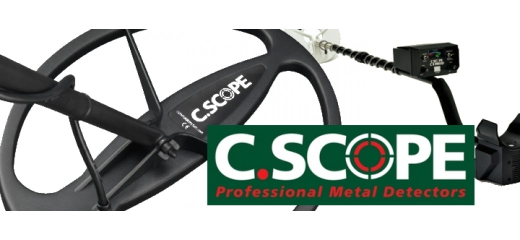 cscope metaldetector