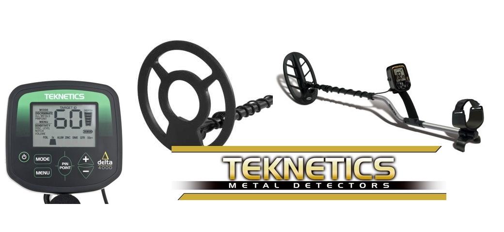 teknetics metaldetector
