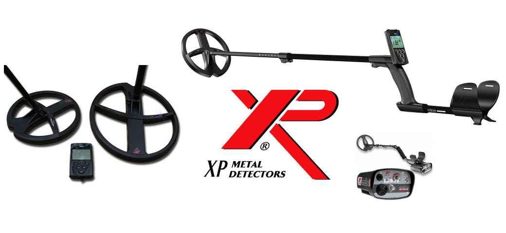 xp metaldetector